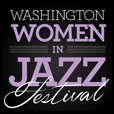 Washington Women in Jazz logo.